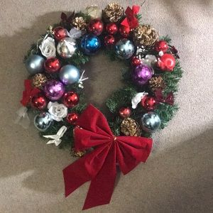 Other - Large Christmas Wreath